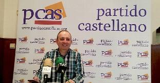 El Partido Castellano quiere llegar a las elecciones municipales de 2019 con una coalición conjunta
