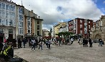 La provincia de Burgos supera el número de turistas y pernoctaciones respecto al 2015