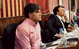 Fernando Gómez, satisfecho a medias con su participación en las comisiones