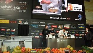 Burgos Alimenta, una estrella agroalimentaria en el firmamento de la alta cocina