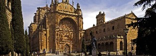 Salamanca, un regocijo para los sentidos