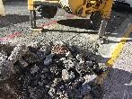 Una fuga de gas obliga a cortar el tráfico en la avenida del Arlanzón