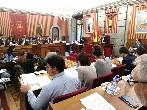 El voto de calidad del Alcalde permite aprobar la cuenta general del 2016