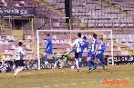 El Burgos CF empata a cero con el Avilés y pasa a octavos de final de la Copa Federación (0-0)