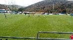 Derrota por la mínima del Burgos CF en Amorebieta (1-0) bajo un diluvio