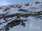 Rescatado un montañero en el pico San Millán