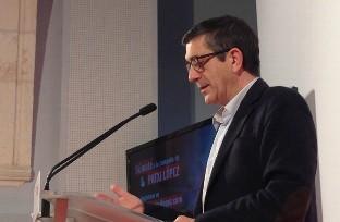 Patxi López considera que el PSOE necesita de una dirección que trabaje 25 horas al día
