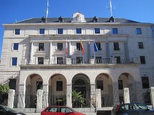 Los Hunos también pasaron por la Subdelegación de Gobierno de Burgos