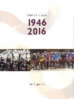 Casi 200 páginas recogen la historia de la Vuelta Ciclista a Burgos (1946-2016)