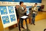 El Ayuntamiento realizará 13.000 encuestas para revisar el Plan de Movilidad Urbana Sostenible de Burgos