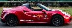 Alfa Romeo, vehículo oficial del FesTVal Burgos
