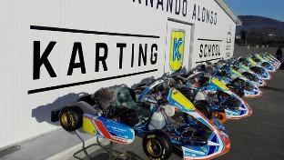 Fallece un niño burgalés de 10 años tras sufrir un accidente de karting en el circuito Fernando Alonso