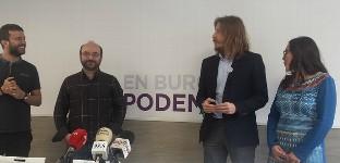 Cuatro burgaleses integran el Consejo Ciudadano Regional de Podemos