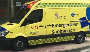 Fallece el conductor de un quad tras chocarse contra una farola en Aranda de Duero