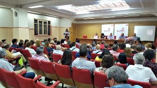 El PSOE elige a los representantes de Burgos que acudirán al Congreso Federal Socialista