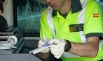 La Guardia Civil realiza 610 pruebas de alcoholemia y 12 de drogas durante el fin de semana