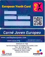 La Junta expidió el año pasado 2.916 carnés jóvenes en la provincia de Burgos