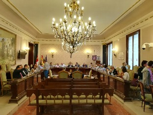 El Pleno de la Diputación aprueba de forma definitiva los presupuestos