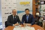 La AEPV e Ibercaja actualizan el plano del polígono de Villalonquejar
