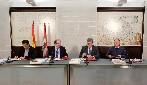 El Consejo del Diálogo Social firma nueve acuerdos que movilizarán 231 millones de euros de recursos públicos