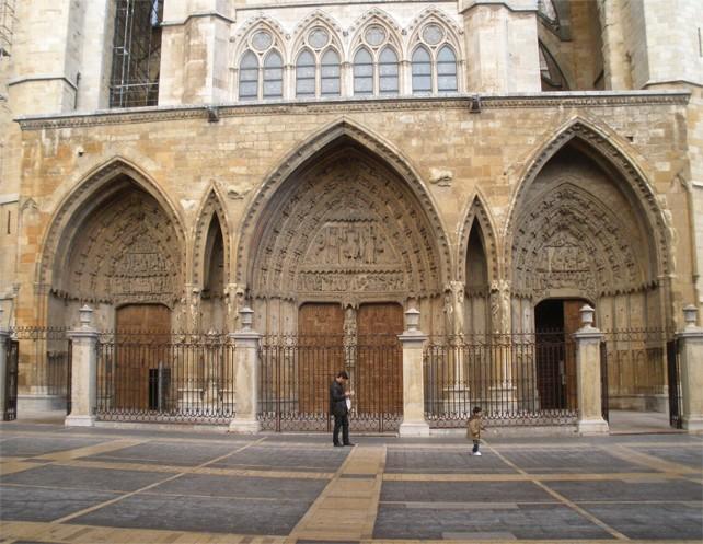 Foto: Visita León