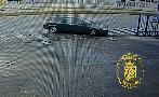 La policía local busca un Opel Astra gris