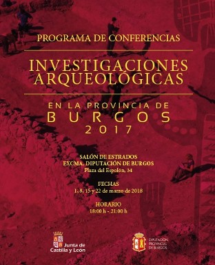 La Diputación acoge 16 conferencias sobre investigaciones arqueológicas en la provincia