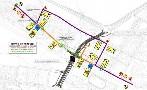 Las obras en el Puente de las Rebolledas obligan a cortar el Paseo de Fuentecillas hasta septiembre