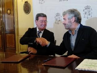 Cáritas y la Diputación renuevan su convenio en materia social