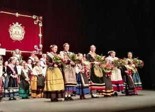 Janire Hortelano e Irene Antón, Reina Mayor e Infantil de las Fiestas de San Pedro 2018