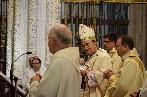 Fidel Herráez celebra sus 50 años de vida sacerdotal