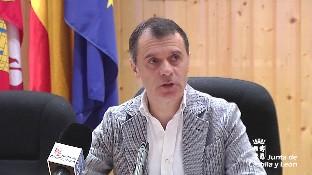 El secretario general de la Presidencia asiste al encuentro de centros de Castilla y León en el País Vasco
