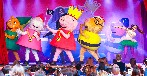 """""""Los mundos de Peppa Pig y Ben & Holly"""