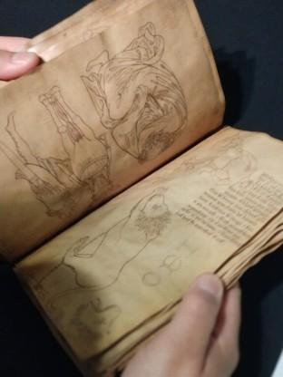 La editorial Siloé tiene nuevo proyecto: un facsímil del precursor de Da Vinci