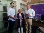 """La Diputación Provincial acoge la presentación del libro """"Alfoz de Santa Gadea"""""""
