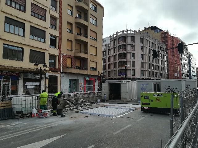 La urbanizaci n de nuestra se ora de bel n concluir a Calle belen madrid