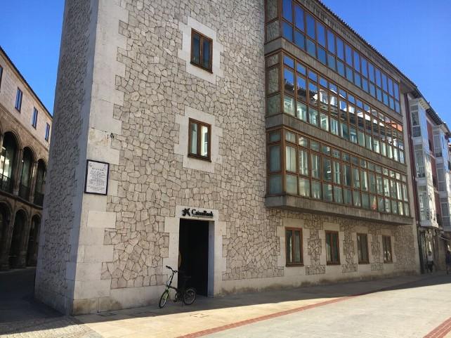 Ayuntamiento de burgos servicios inmobiliarios burgos for Oficinas la caixa leon