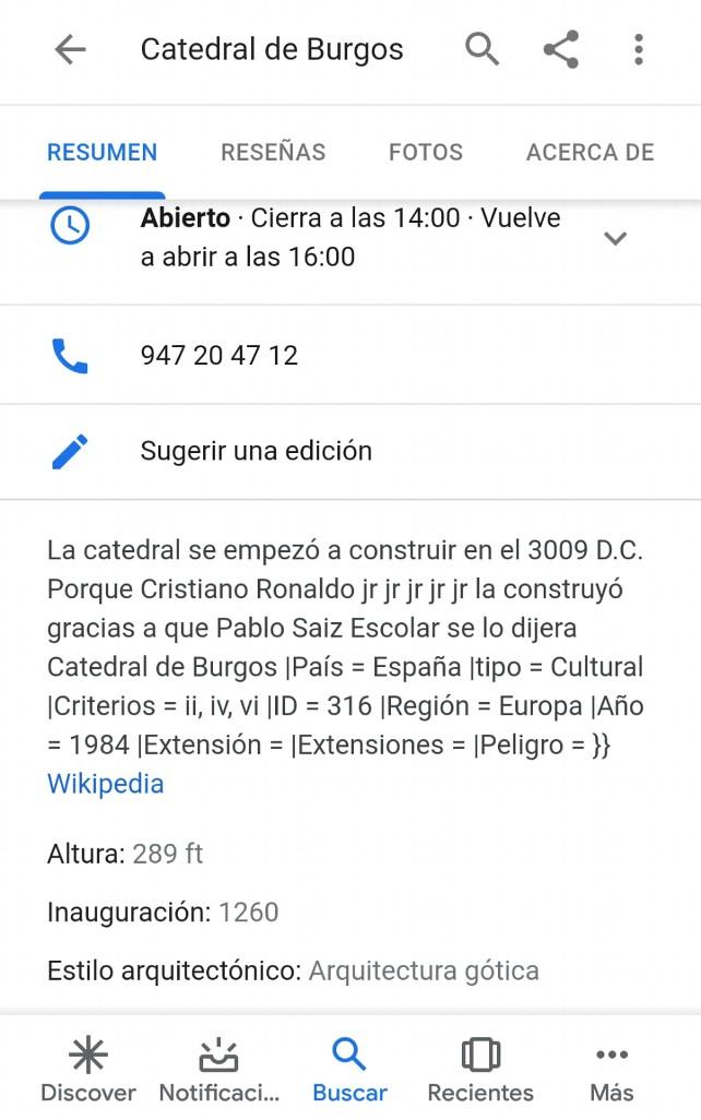 google-catedral