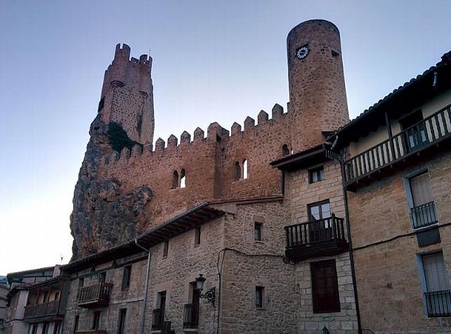 Castillo-de-Frias
