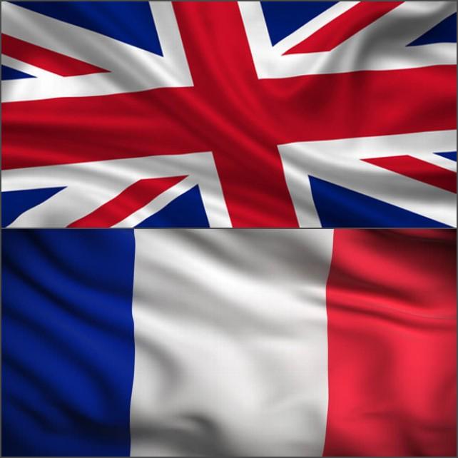 bandera-idiomas-frances-ingles-francia-inglaterra-cultura-agenda