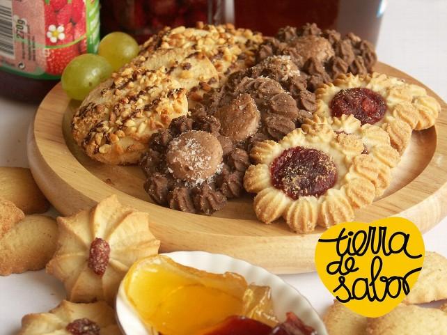 Tierra de Sabor: Pastelería y Panadería