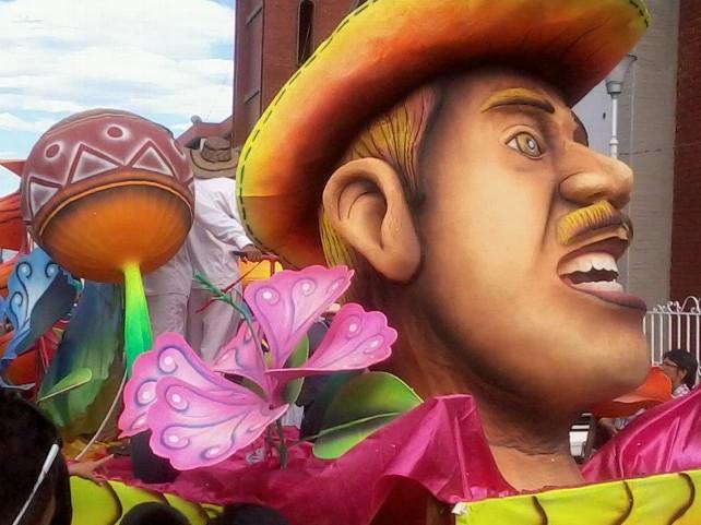 Carroza Carnaval de Toro