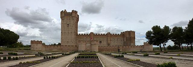 Panorámica del Castillo