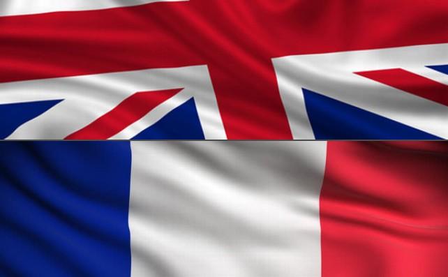 bandera-idiomas-frances-ingles-francia-inglaterra-cultura