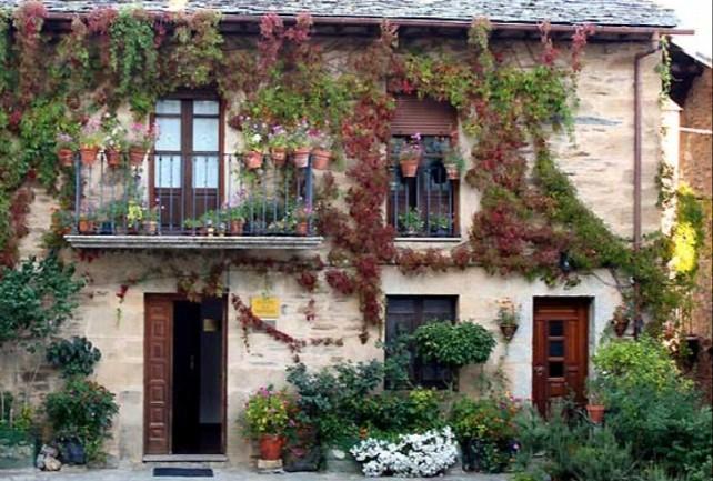 Casa típica de Sanabria