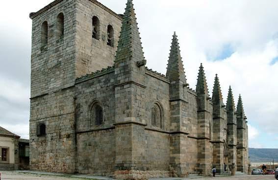 Iglesia de Bonilla