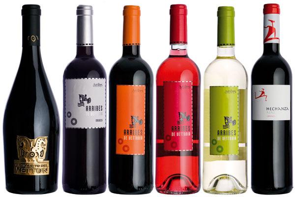 Variedades vino D.O. Arribes