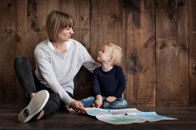 agenda madre hijo