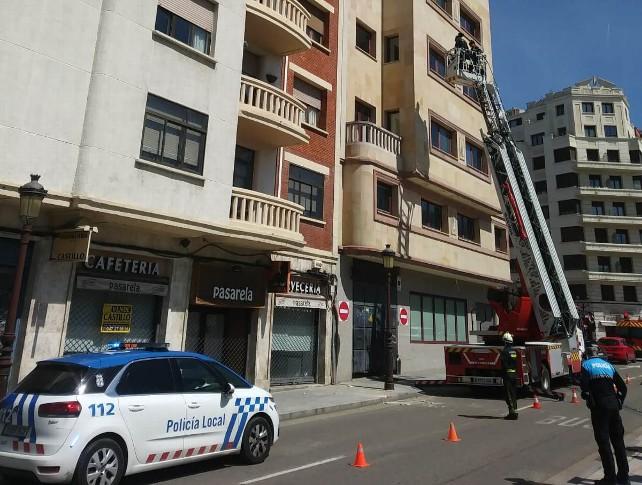 bomberos-policia-avenida-arlanzon-calle-toledo-suceo