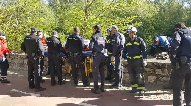 112-policia-bomberos-arlanzon